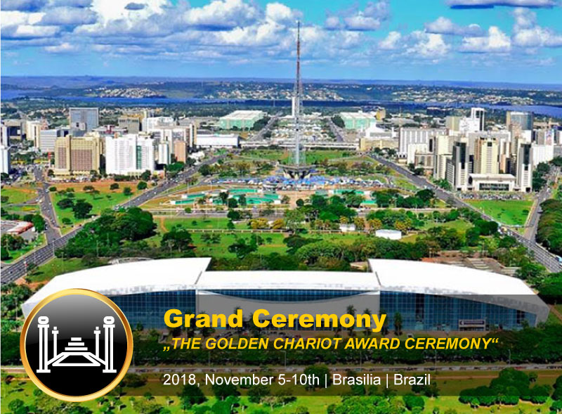 grand ceremony brasil 2018
